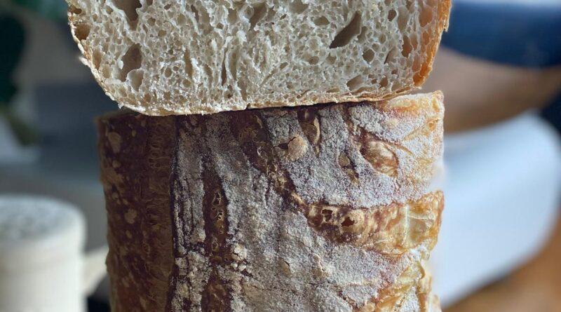 pane con crema di lievito di birra