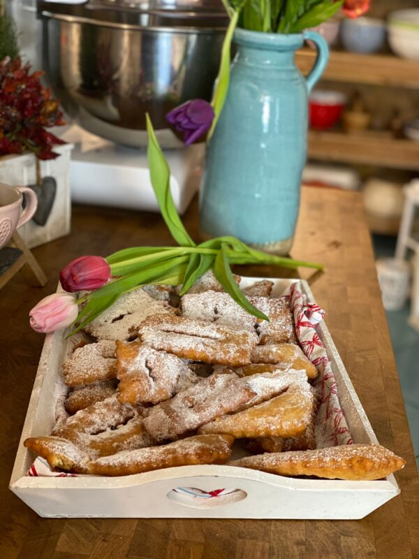 chiacchiere dolci