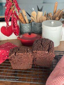 plumcake cioccolato