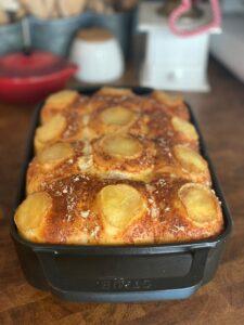 brioche con patate